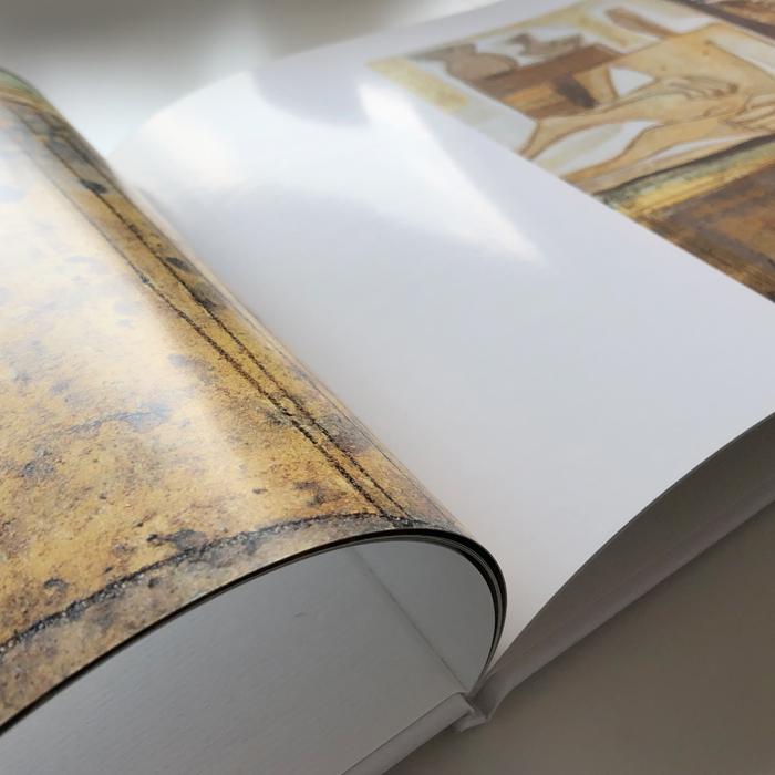 Buch Gestaltung Kunst