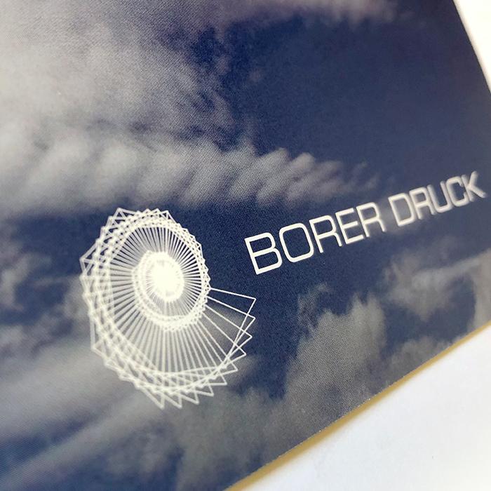 Logo Design Borer Druck