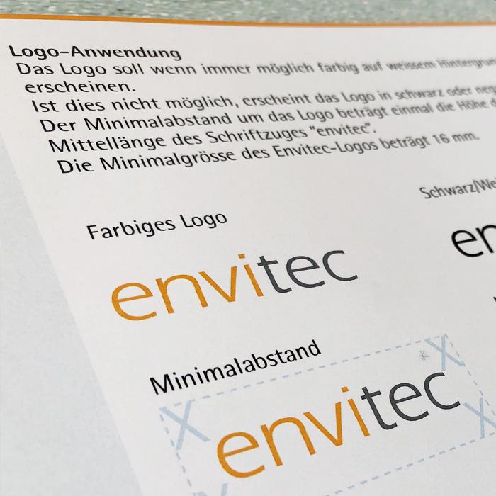 Envitec Design Manual