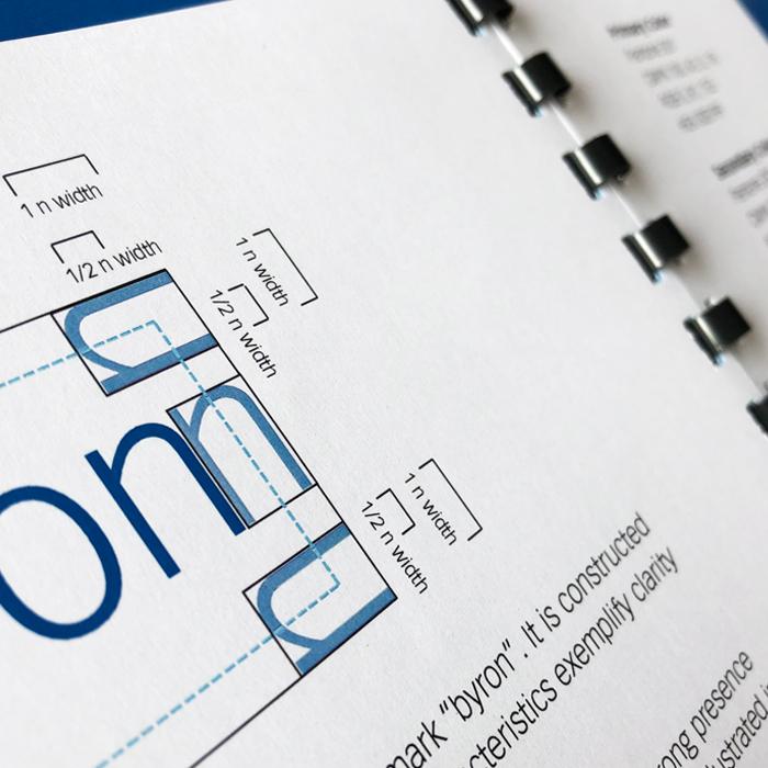 Manual Gestaltung Logo